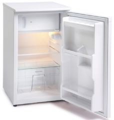Montpellier A+ Rated 48cm Wide Fridge with Freezer Box  MRF48W  (White)